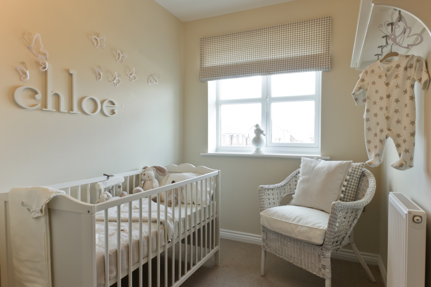 Halliford Master Nursery Bedroom 3