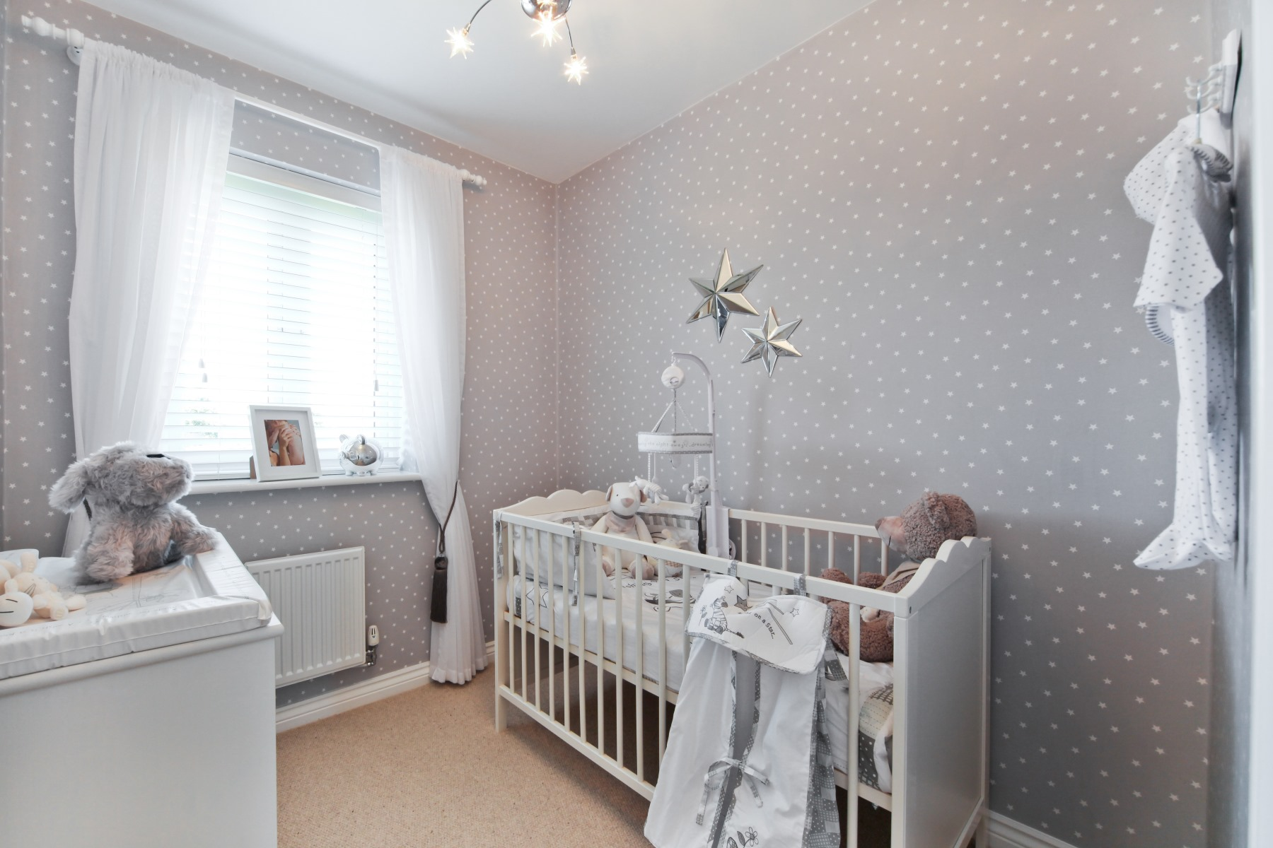 Knutsford Nursery Bedroom 3 - Nightingale Gardens