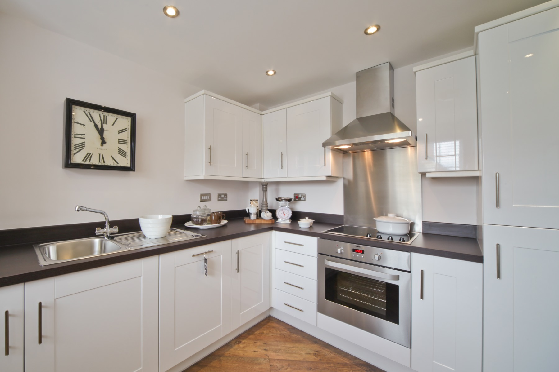 Knutsford Showhome - Kitchen