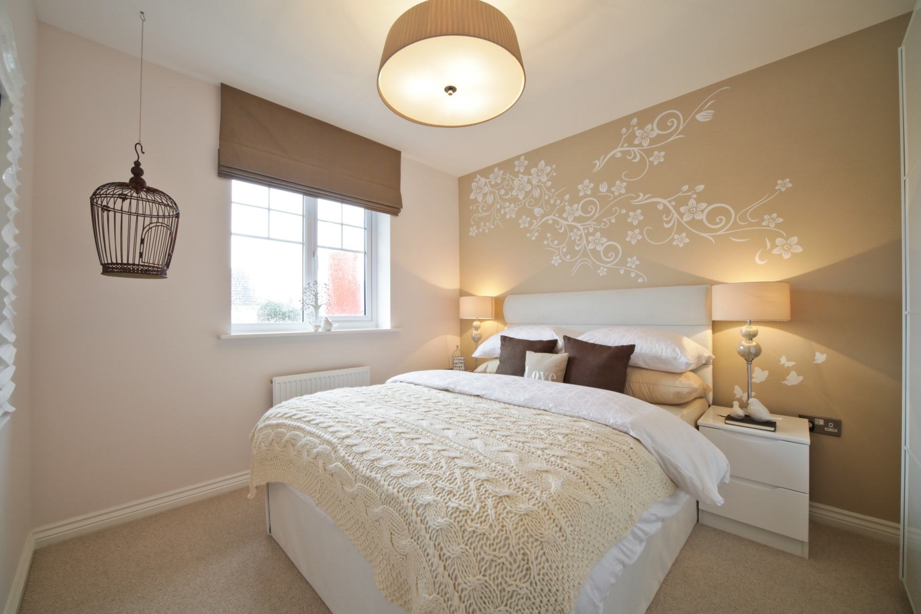 Knutsford Showhome - Bedroom 2