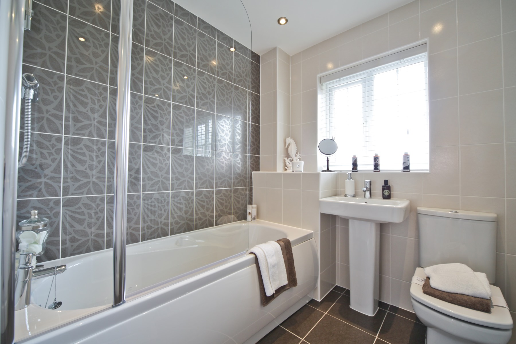 Knutsford Showhome - Bathroom