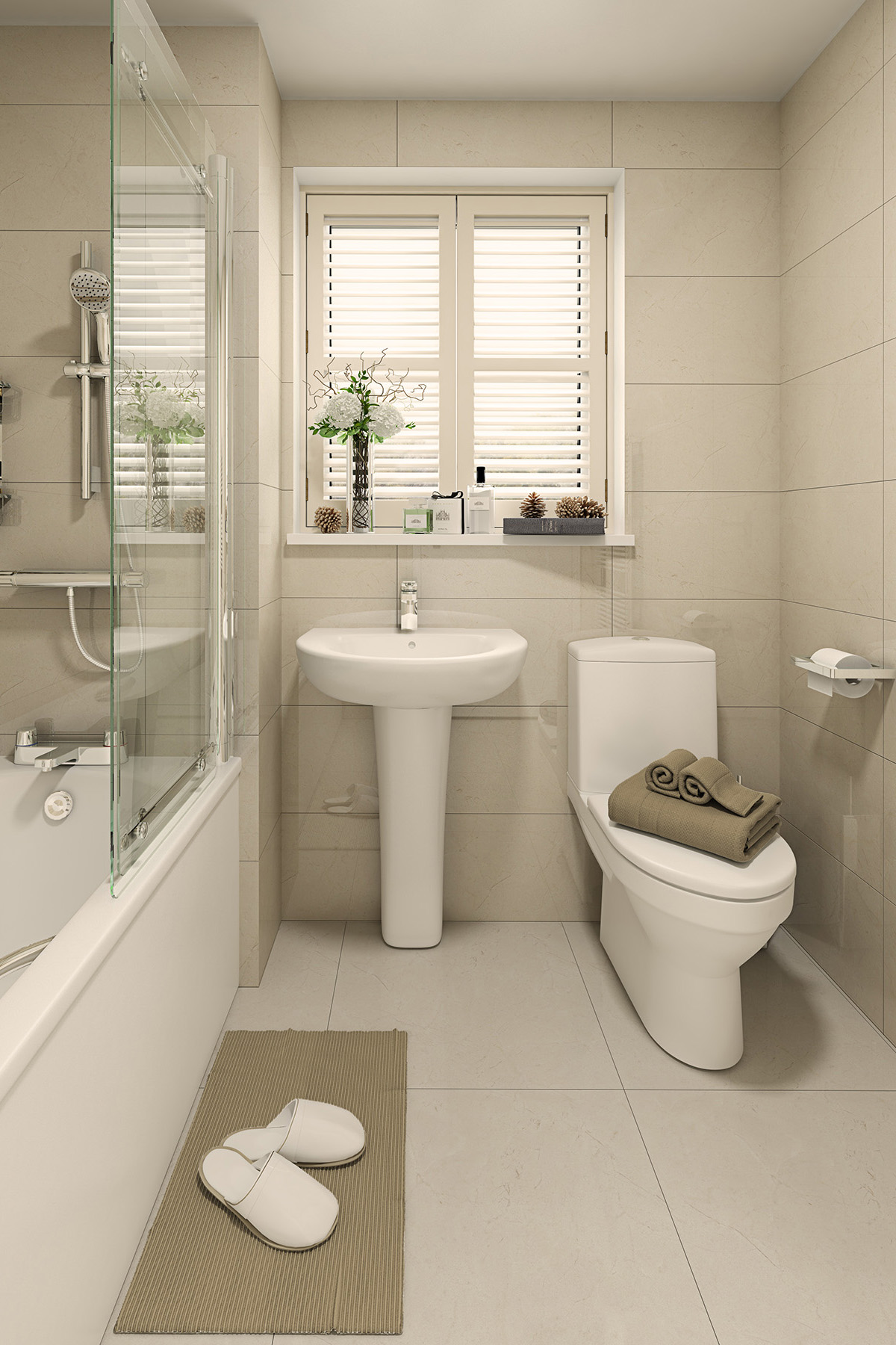 TW South Midlands_Shakespeare Park_Apartment E_Bathroom