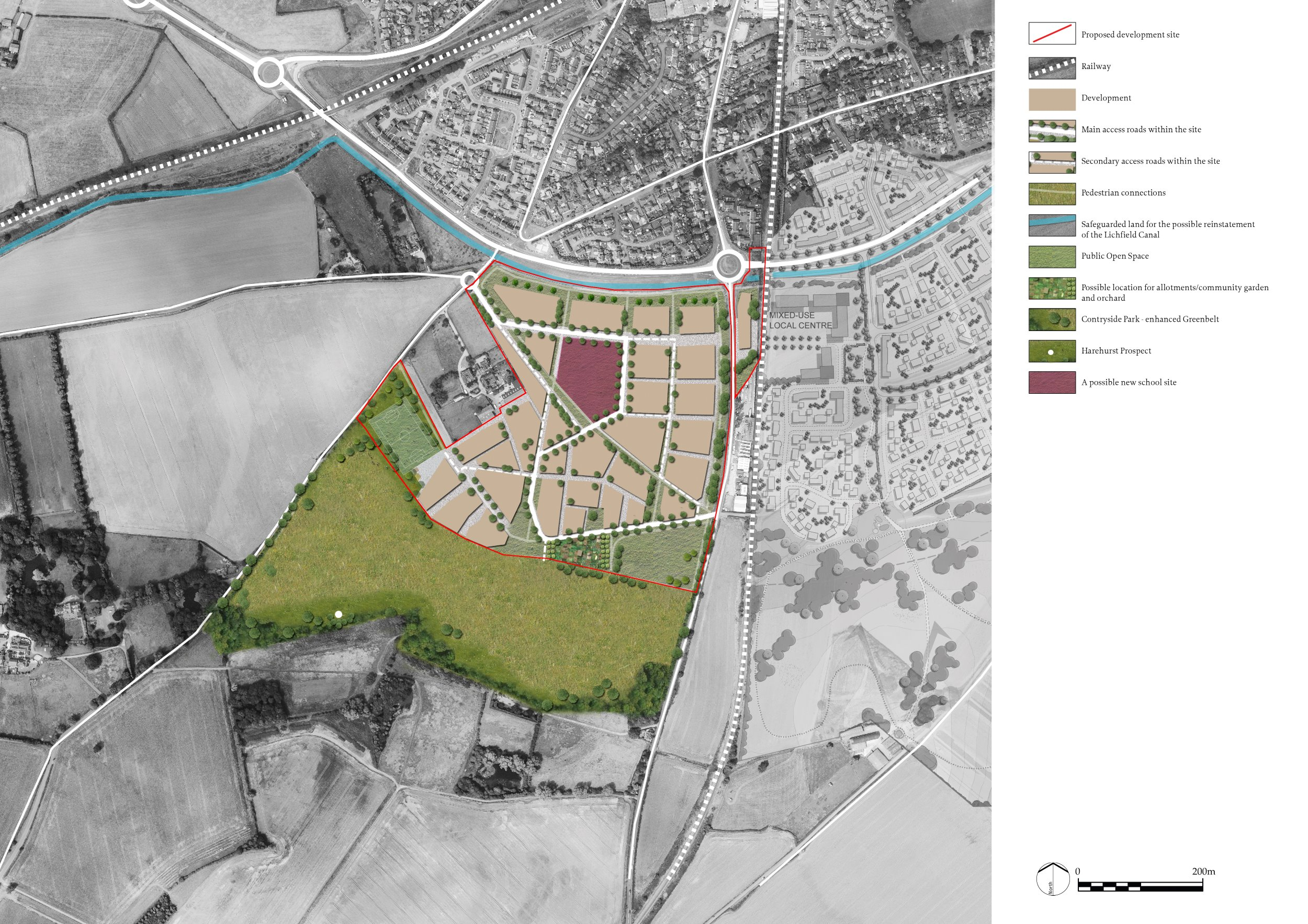 Deanslade Farm Masterplan