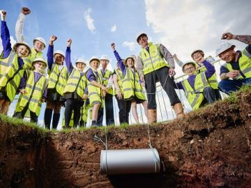 WEB - Milby Primary School - Taylor Wimpey Midlands