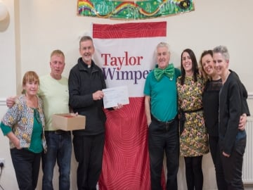 WEB Heart of Tamworth - Taylor Wimpey Sponsorship