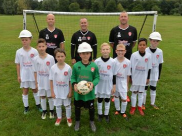 We are proud to support Coventry United Juniors