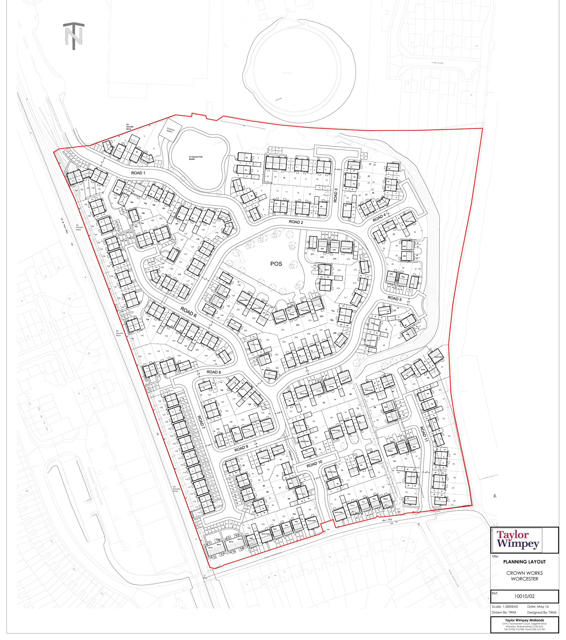 1001001 Perry Wood Planning Layout0109
