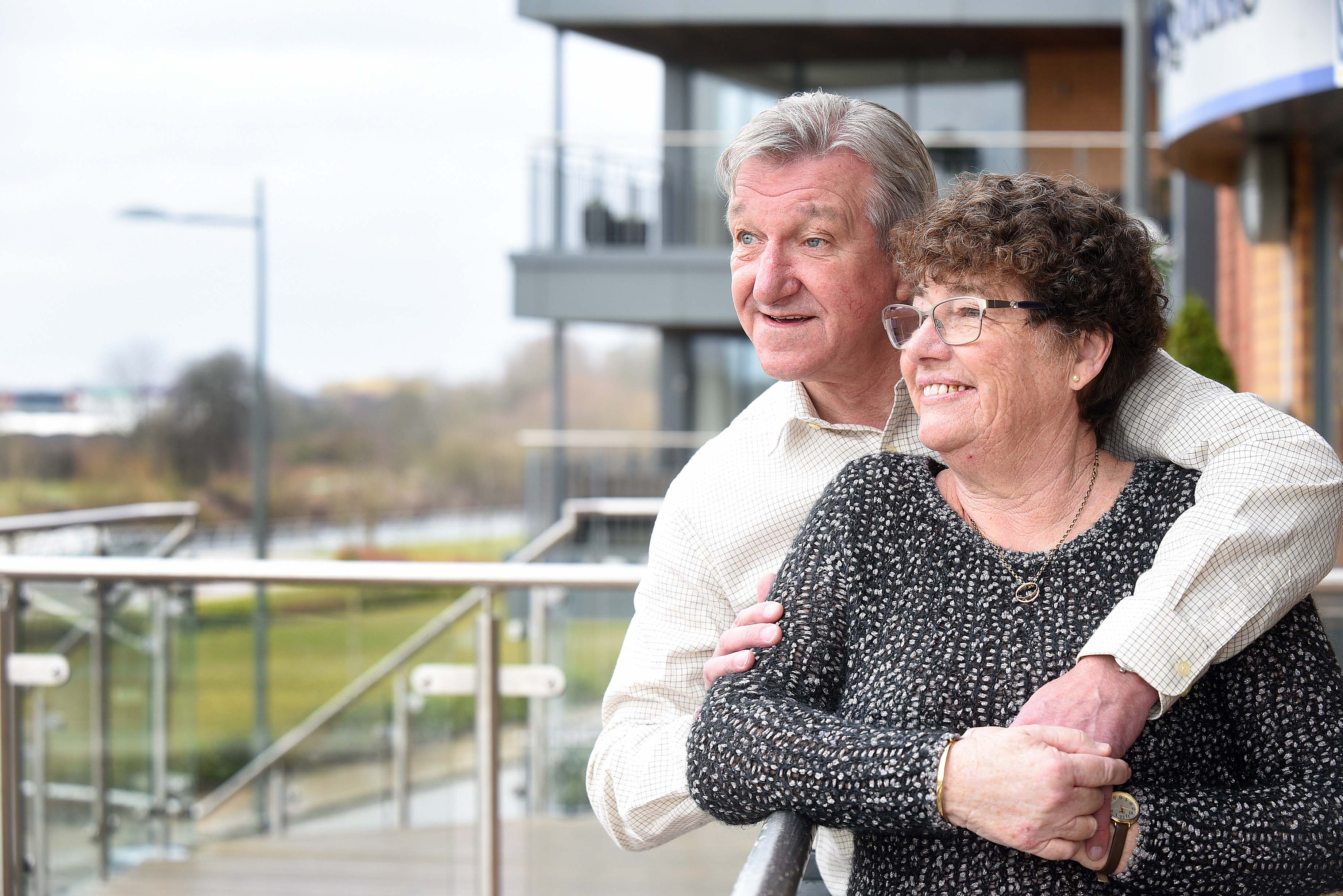 Testimonial Roy and Lin enjoy the easy life at Diglis Water