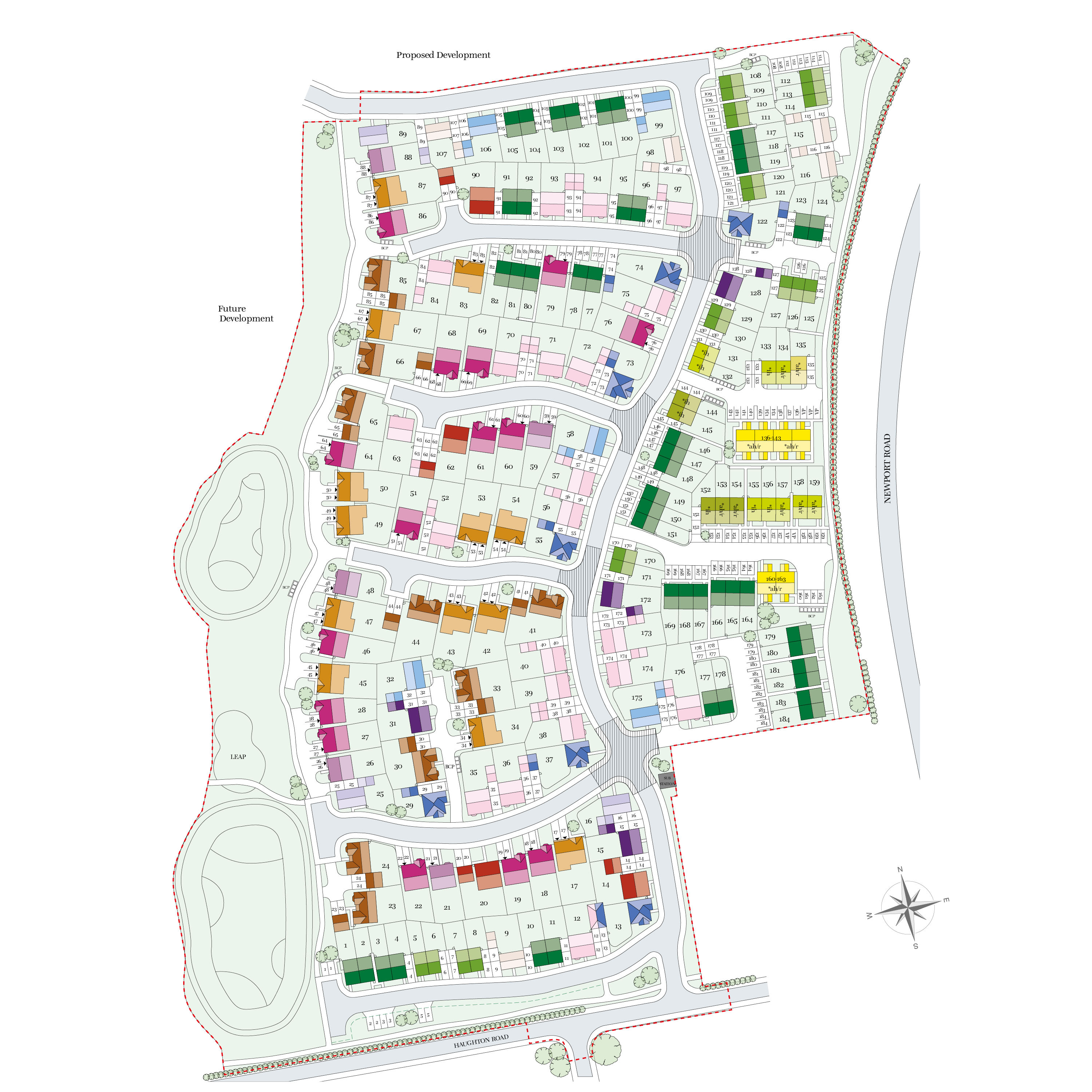 Burlington-Fields-Full siteplan