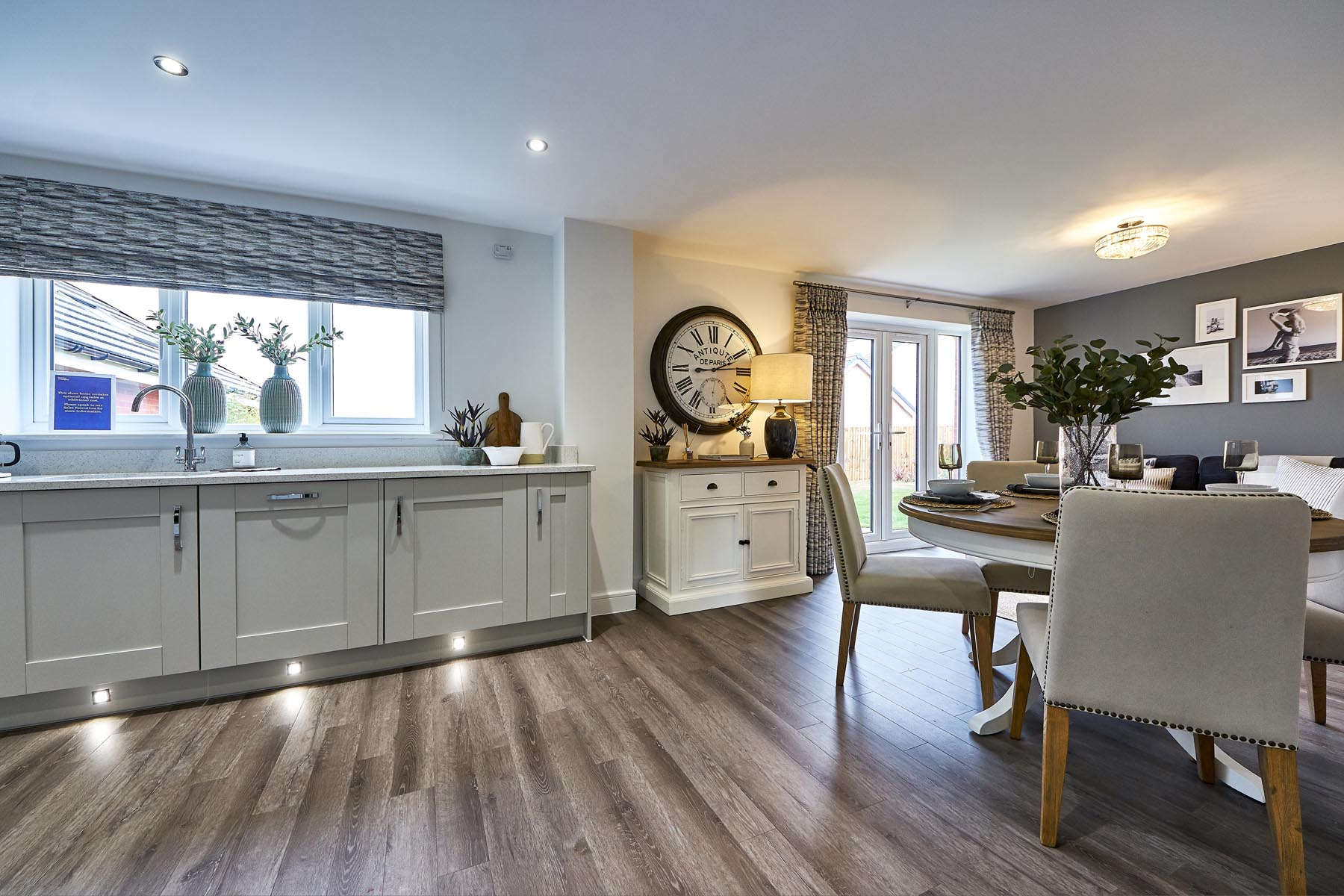 Woodland Edge - Shelford - Kitchen Diner2