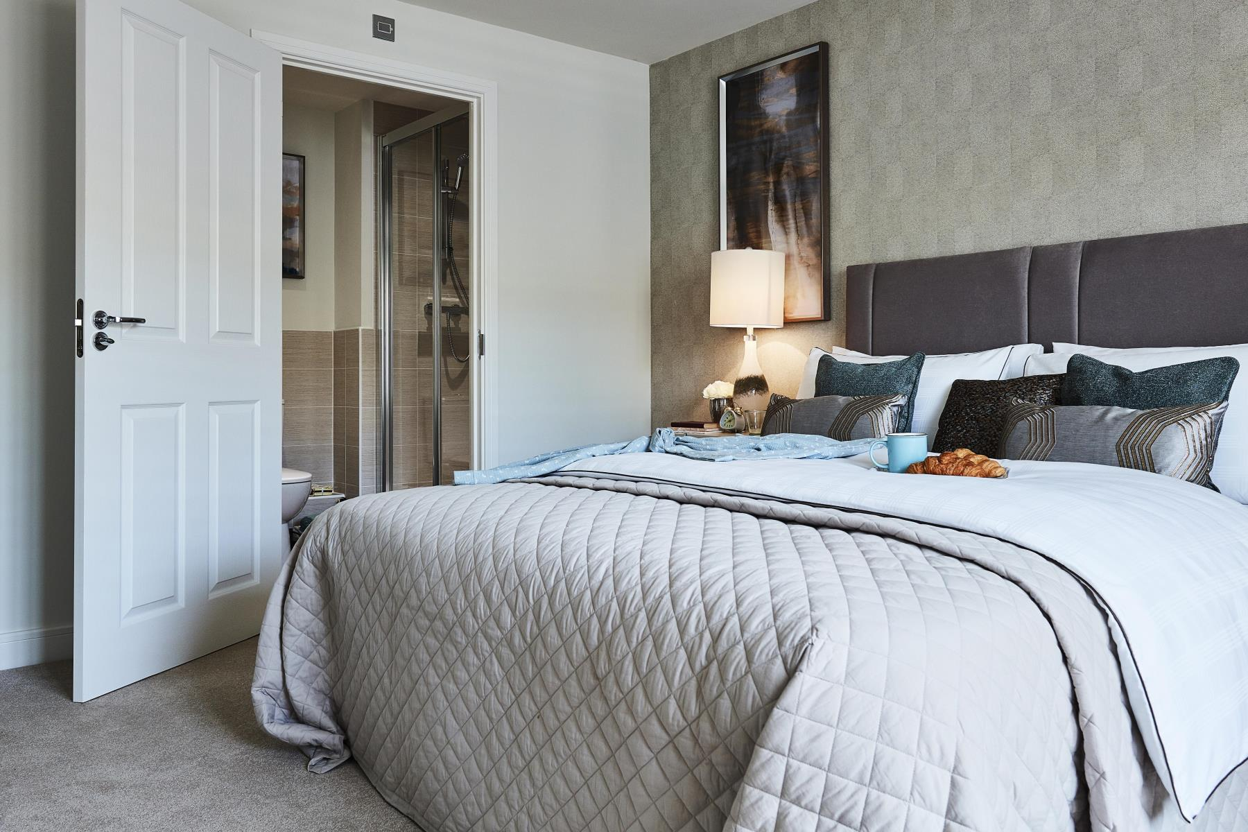 Herdwick Gate - Devonford - Master Bedroom with en suite