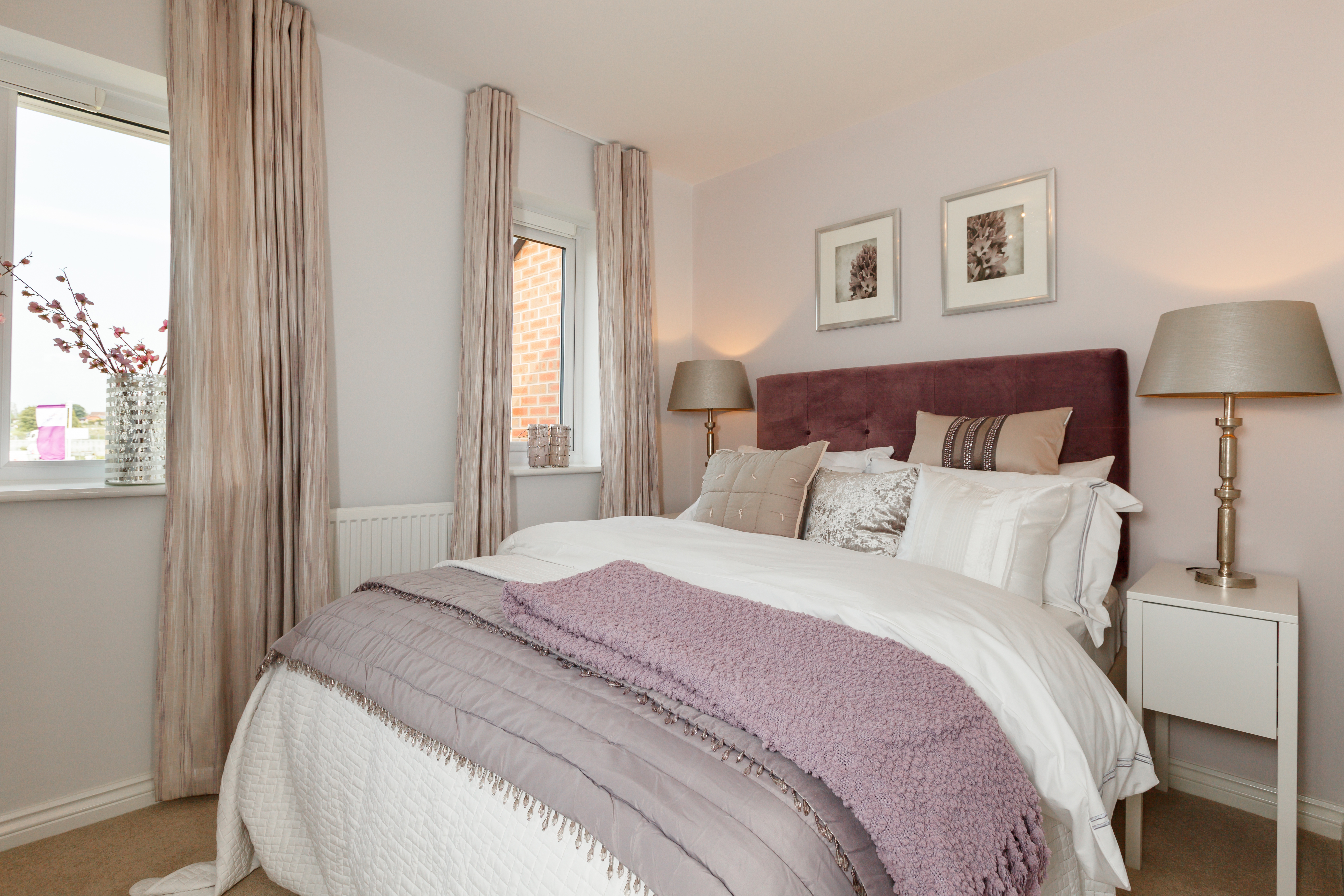 West Midlands - Burntwood Manor - Appleford Second Bedroom 1