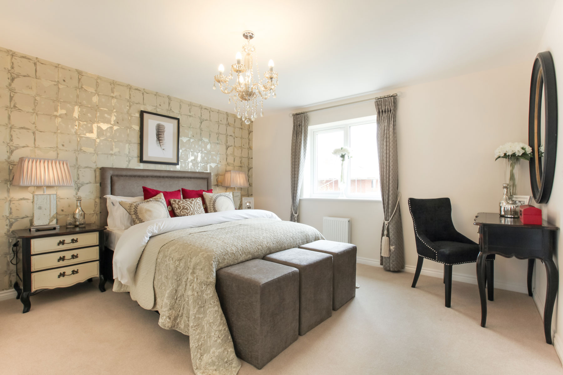 FA Heydon bedroom 1