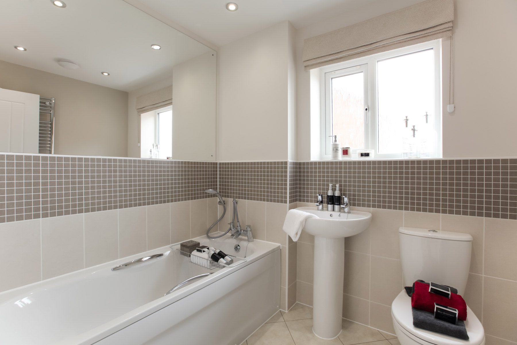 FA Heydon family bathroom
