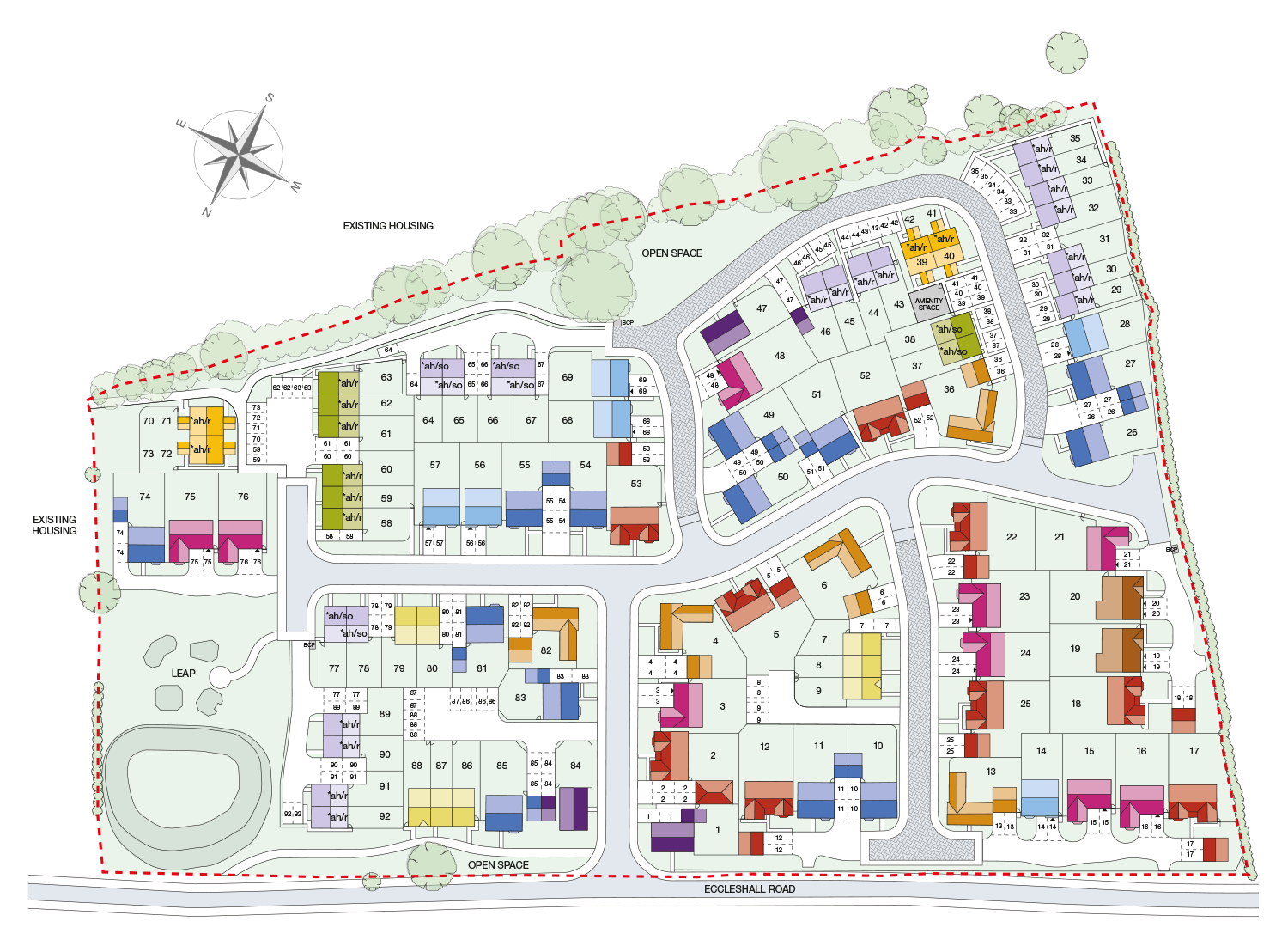 Taylor-Wimpey-new-homes-layout-Langton-Green