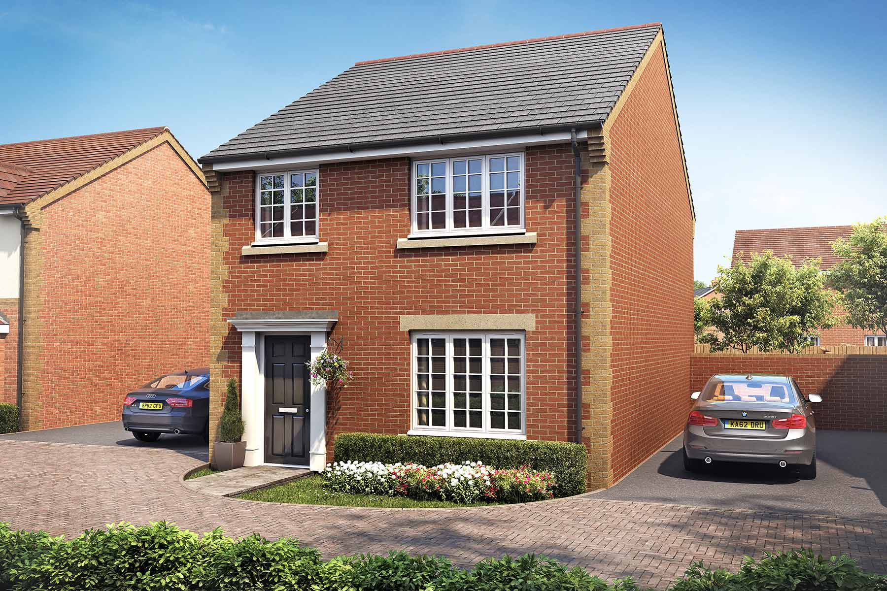 Taylor Wimpey - Exterior - Midford