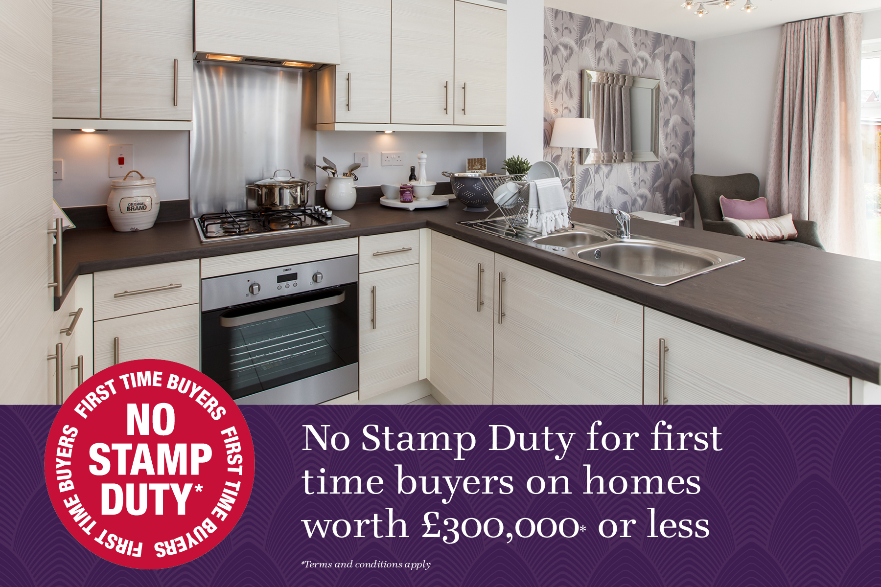 All Sites - Appleford No Stamp Duty Graphic
