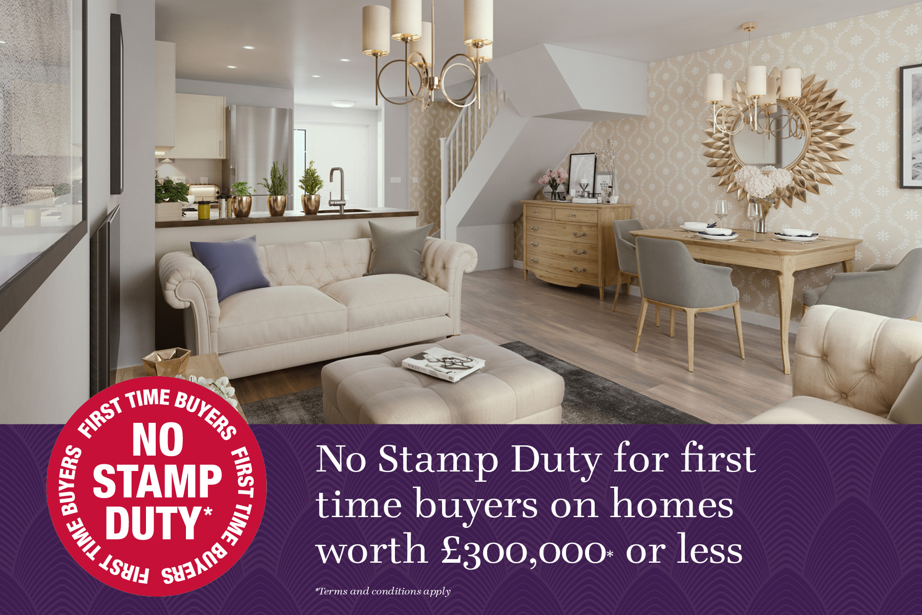 All Sites - Ashenford No Stamp Duty Graphic