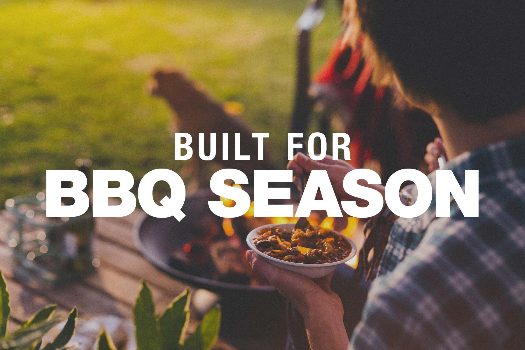 All Sites - Built For BBQ Season Graphic