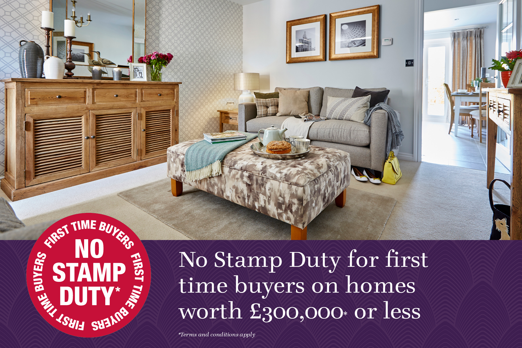 All Sites - Gosford No Stamp Duty Graphic