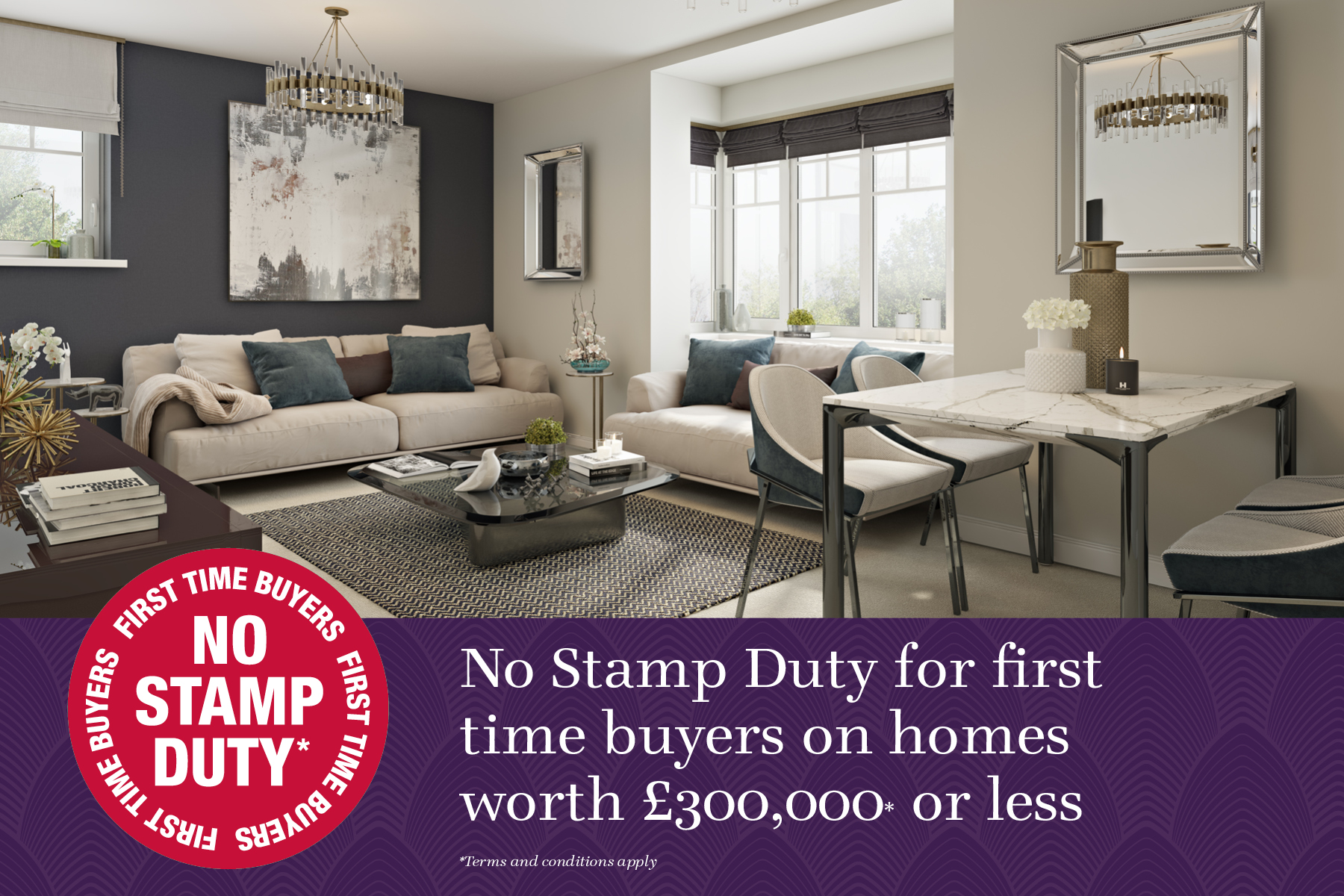 All Sites - Hawthorn No Stamp Duty Graphic