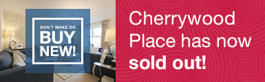Cherrywood Place  Sold Out Banner