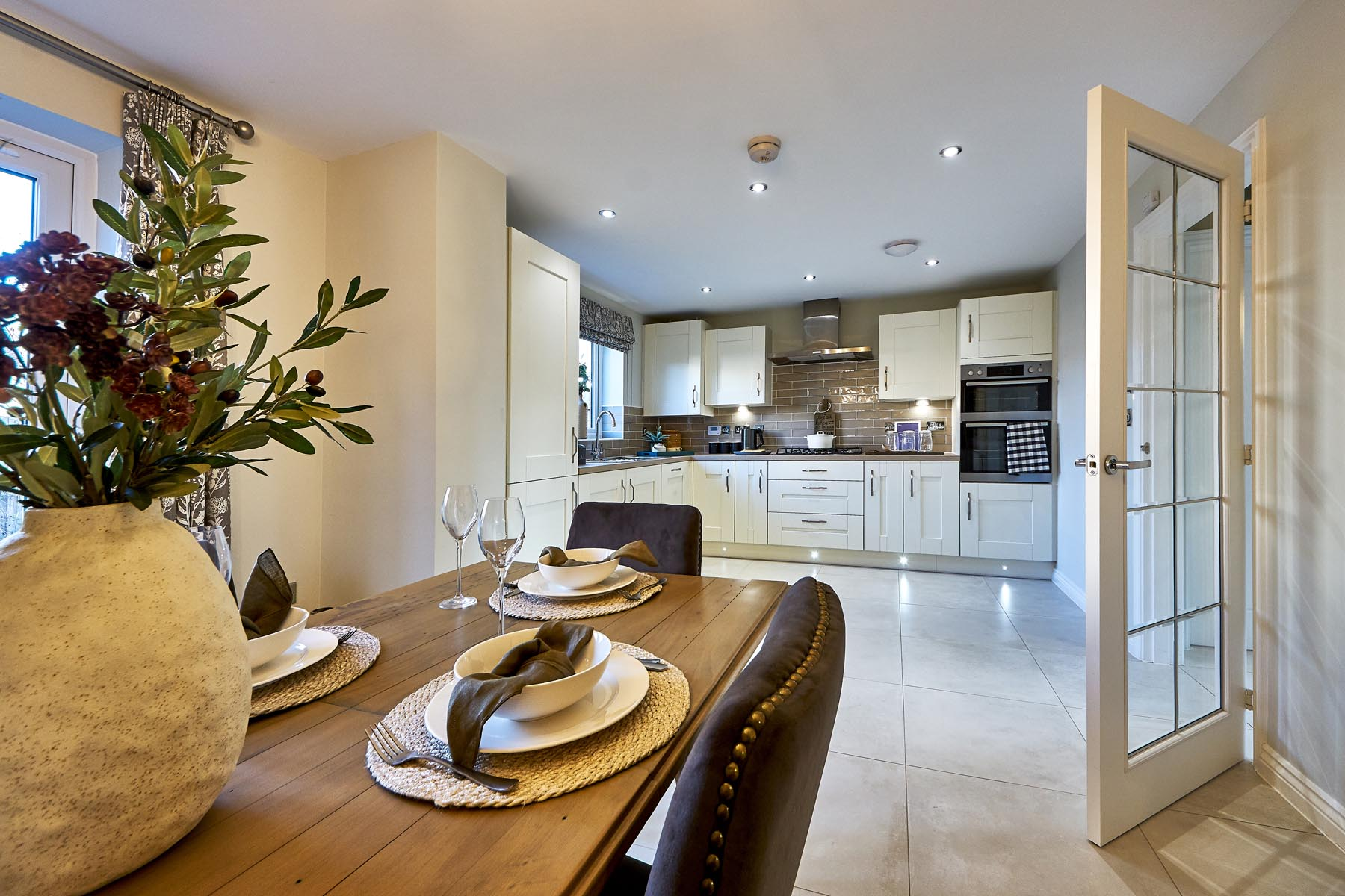 Wheatfield Manor - Heydon - Dining Kitchen