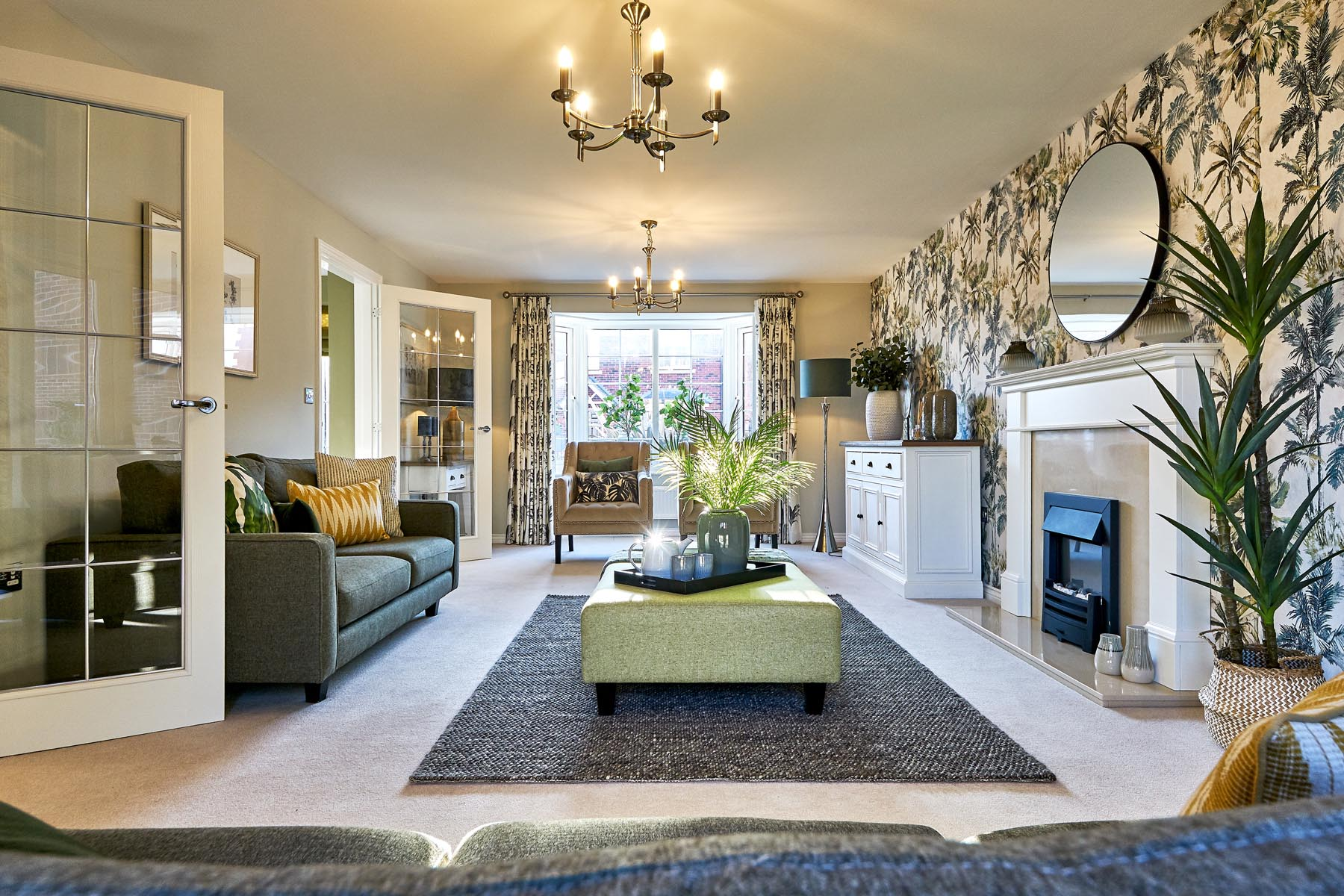 Wheatfield Manor - Heydon - Lounge