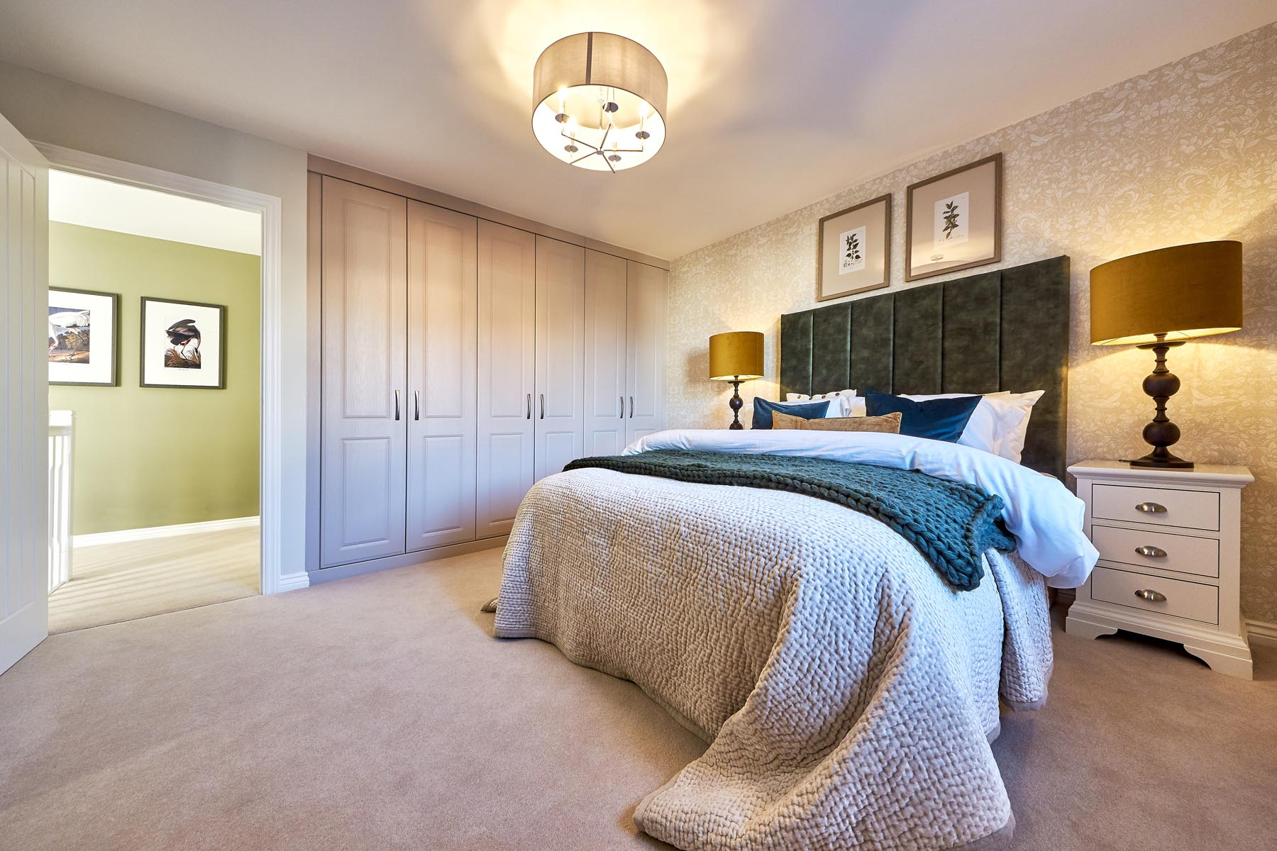 Wheatfield Manor - Heydon - Master bedroom
