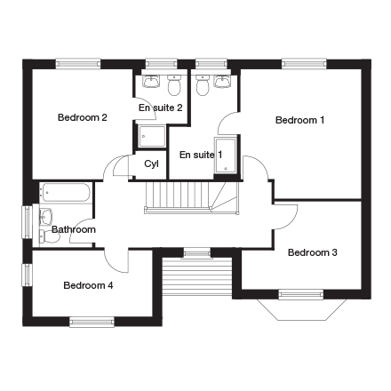Tayor-Wimpey-Heydon-First-Floor-plan