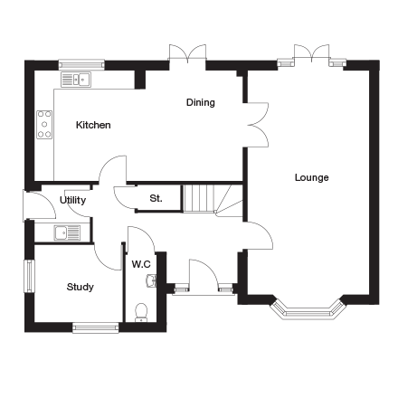 Tayor-Wimpey-Heydon-Ground-Floor-plan