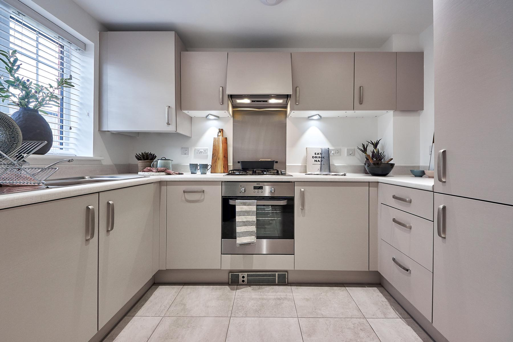 Woodland Edge - Canford - Kitchen1