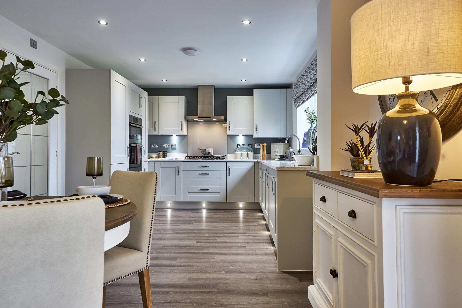 Woodland Edge - Shelford - Kitchen Diner1