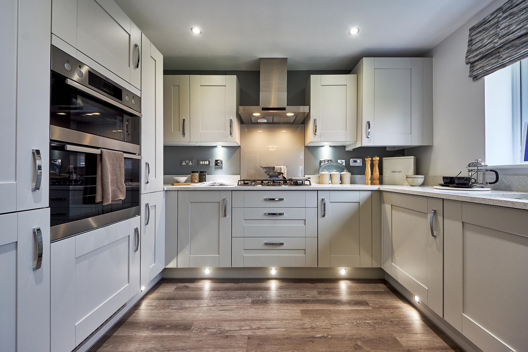 Woodland Edge - Shelford - Kitchen