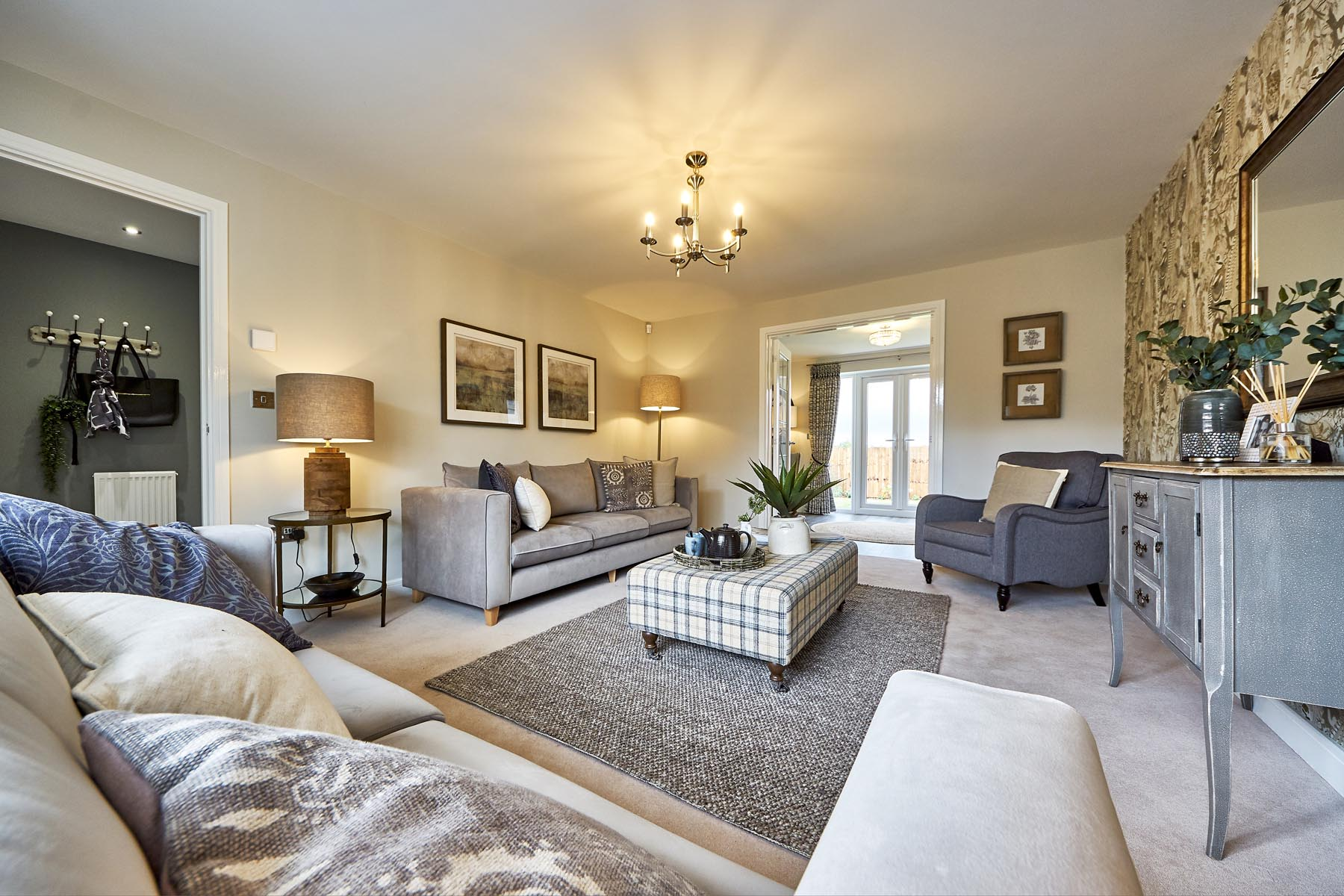 Woodland Edge - Shelford - Lounge