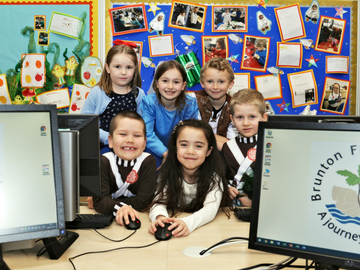 NEWS - TWNE - Brunton First Primary School