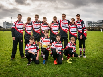 WEB Taylor Wimpey North East has sponsored the Novocastrians RFC in Benton