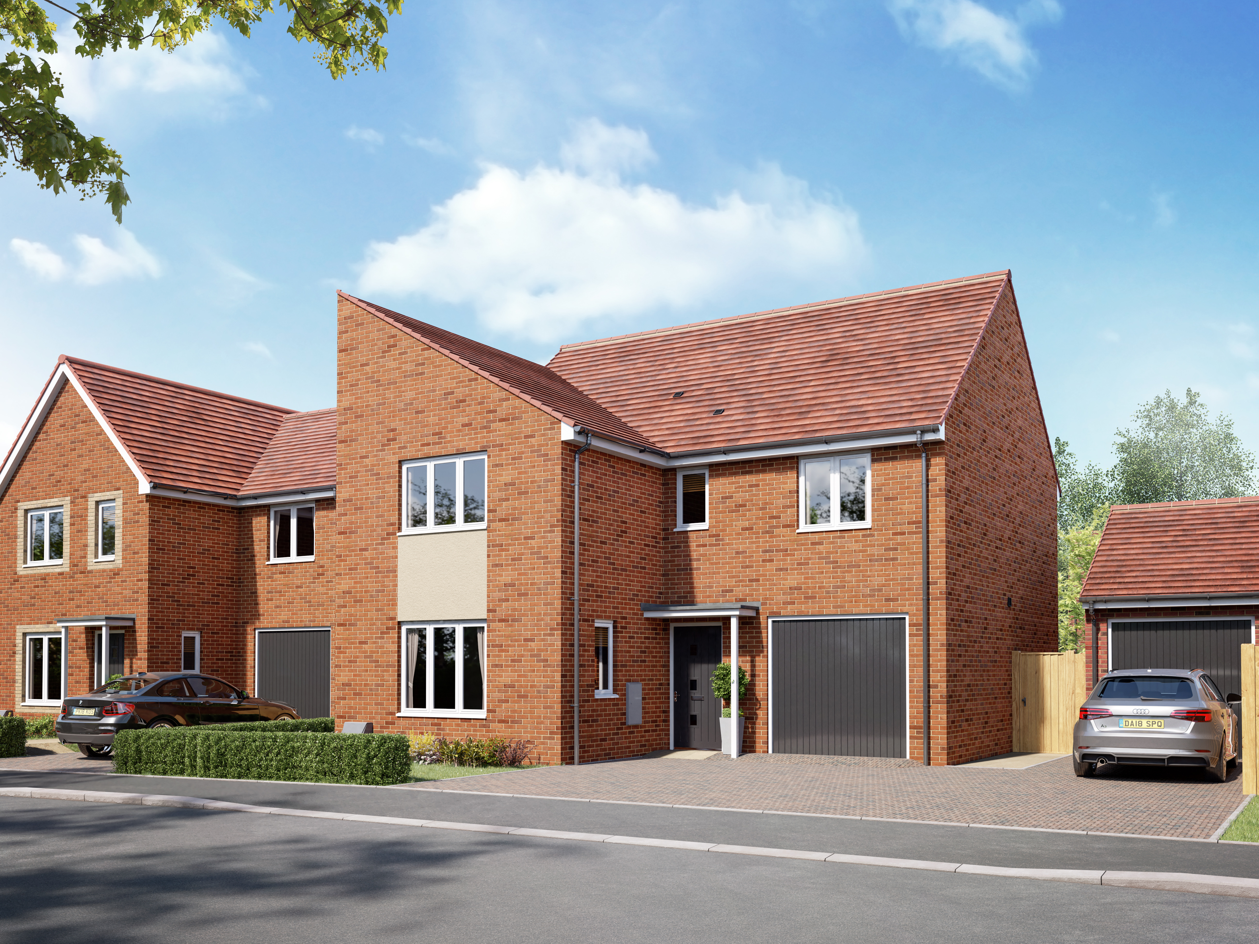 Coltham  ND40 - Plot 38