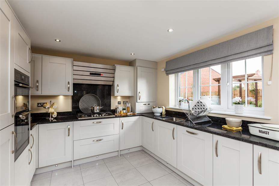 Shelford kitchen -  Stokesley Grange