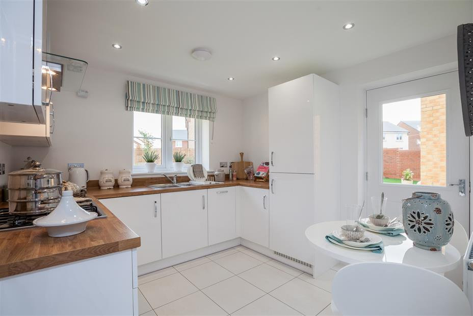 Aldenham kitchen - Lime Gardens