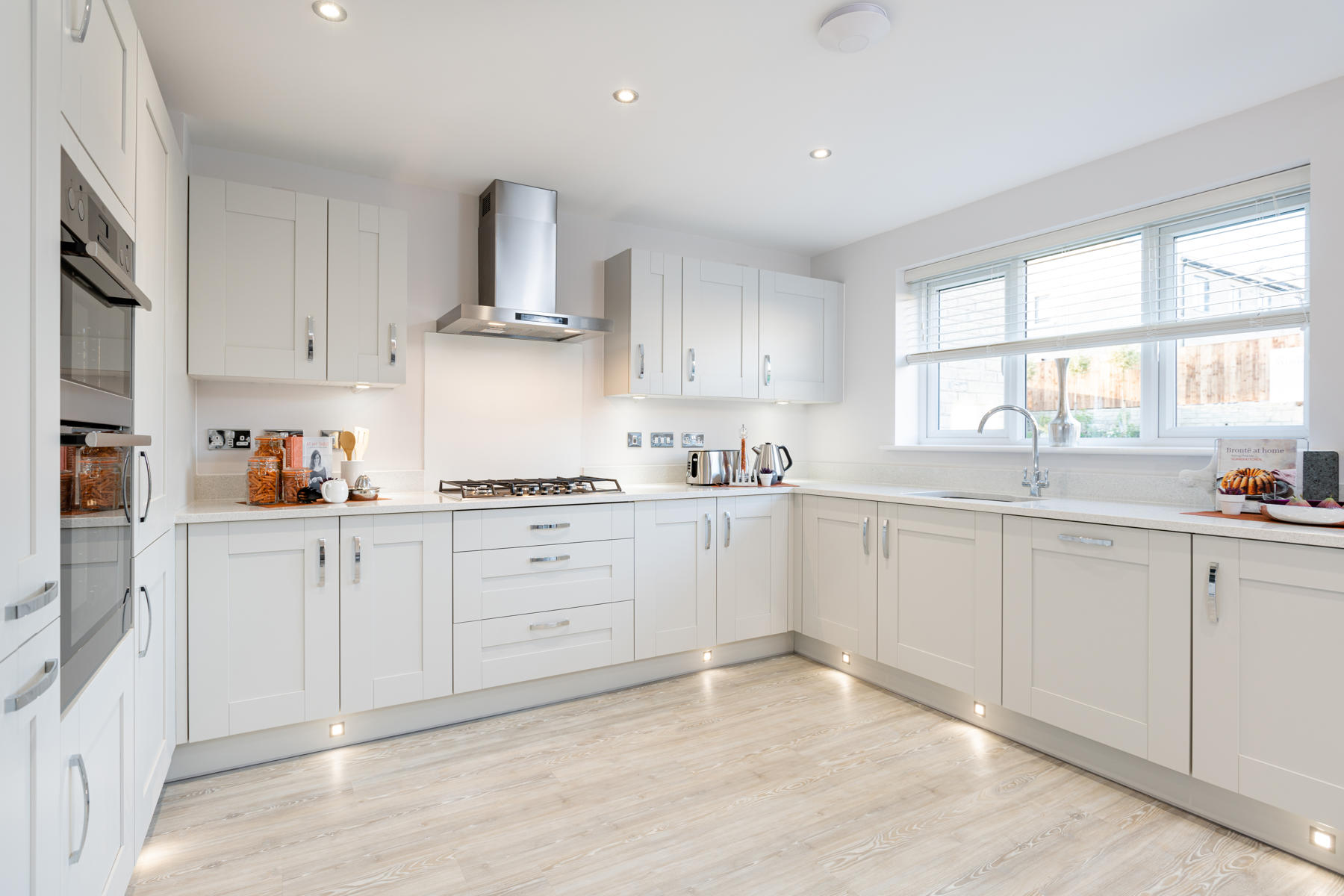 Haddenham kitchen  - Crosfield Park