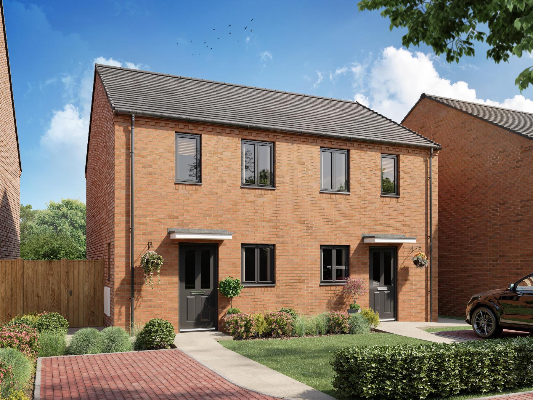 TA25 - Plots 14-15 Canford