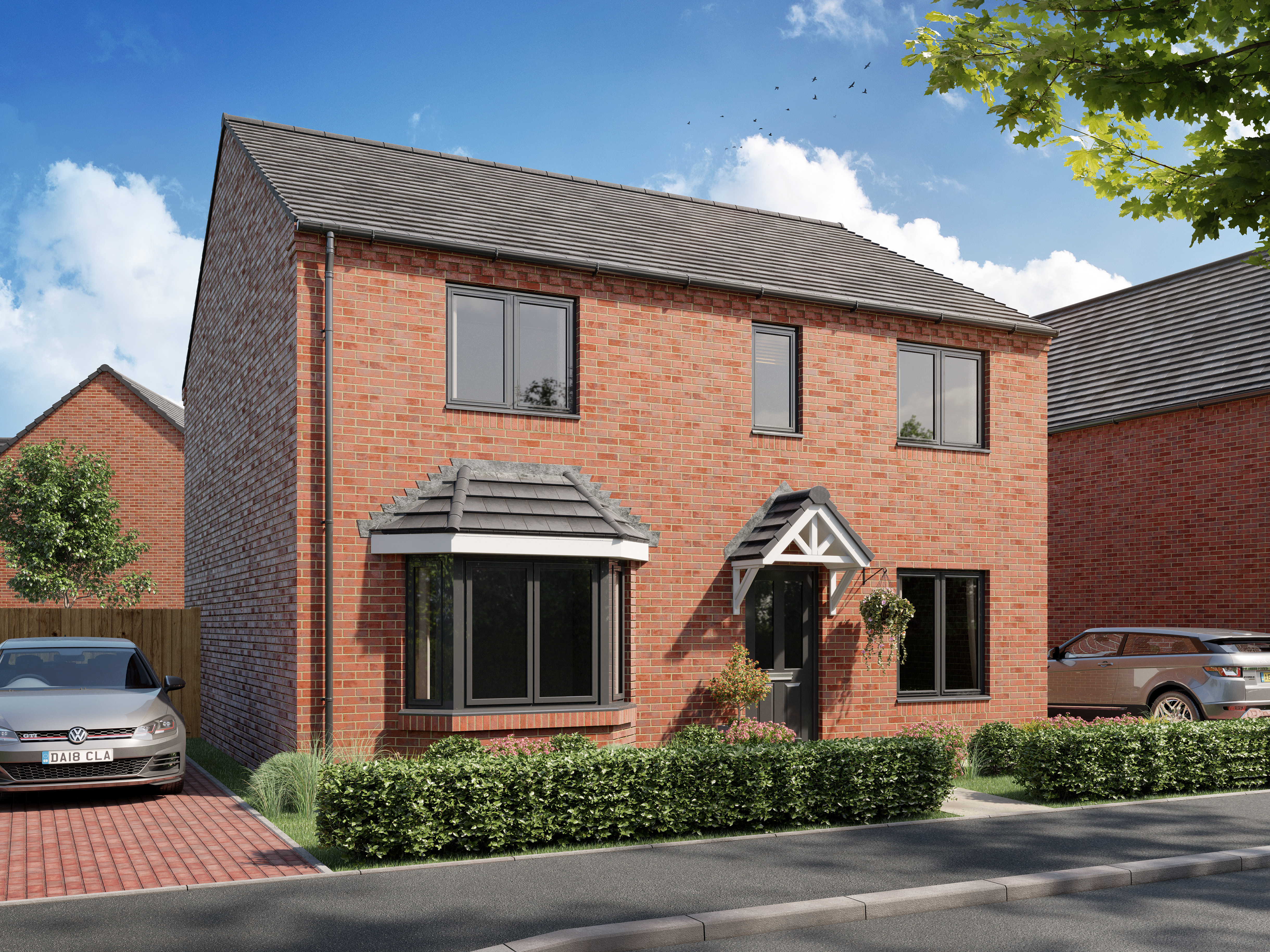 TNA44  Manford - Plot 132
