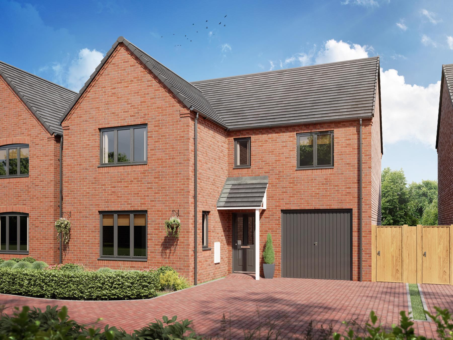 TND40 - Plot 123 Coltham