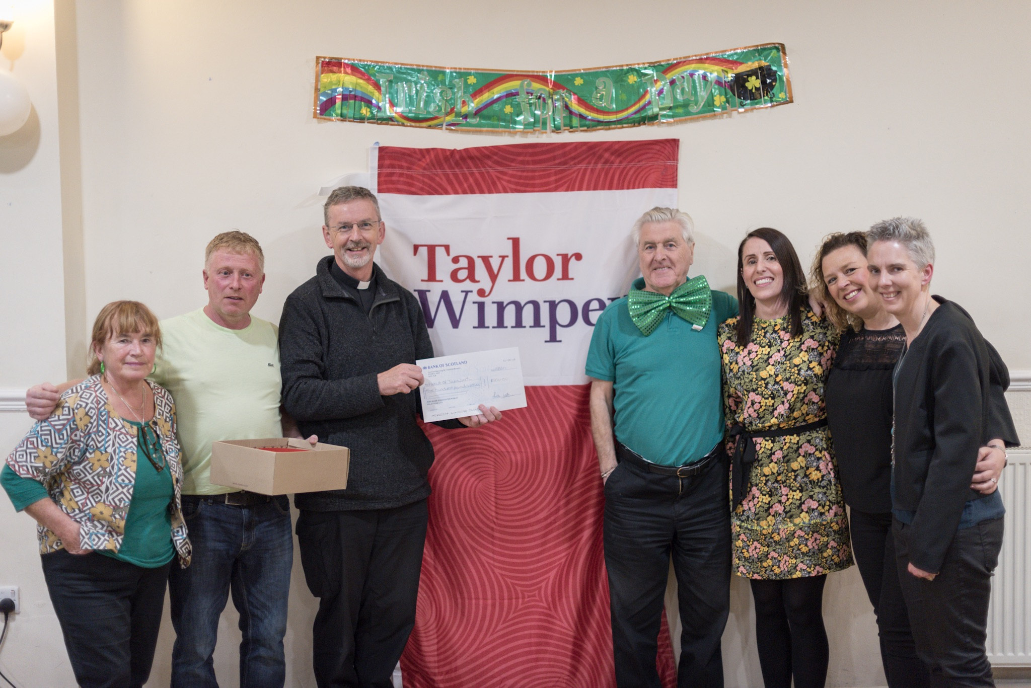 Heart of Tamworth - Taylor Wimpey Sponsorship