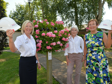 NEWS - TWNM - Eccleshall in bloom