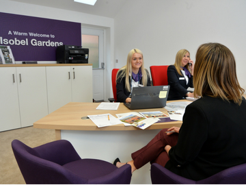 NEWS - Taylor Wimpey Sales Academy 1