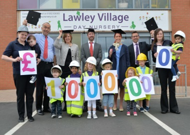 Taylor Wimpey - Lawley Village Nursery - web