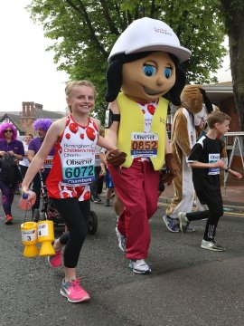 WEB - TWNM - Regional - Great Midlands Fun Run - Image 1