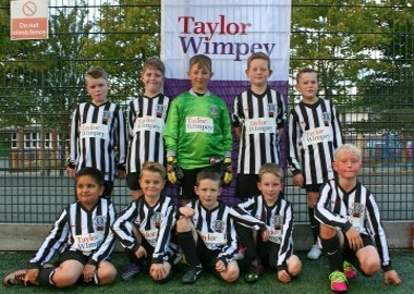 WEB2 Wyrley Tigers U9s cropped